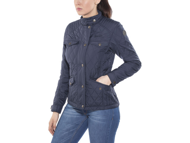 Tenson Niva Jacket Women Dark Blue